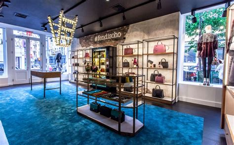 home design shop new york new soho pop up store by fendi in new york