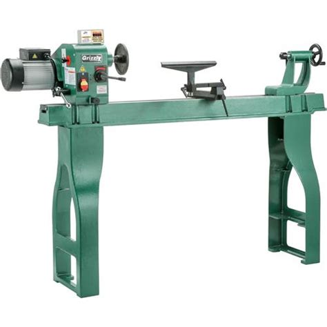 woodworking tools lathe wood lathe with digital readout grizzly industrial