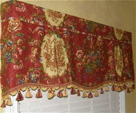 french country curtains waverly sale french country valance waverly toile provence red
