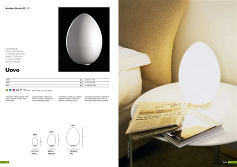lada uovo fontana arte prezzo fontanaarte uovo piccolo h28
