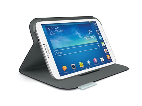 Galaxy Tab 3 New new logitech folio protective 8 inch for samsung galaxy tab 3 black ebay