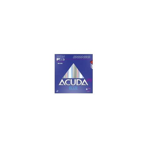 Donic Acuda Blue P1 donic mặt vợt donic acuda blue p1