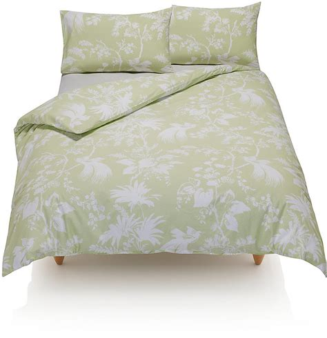Marks And Spencer Bedding Sets Marks And Spencer Bird Print Bedding Set Shopstyle Co Uk Duvets