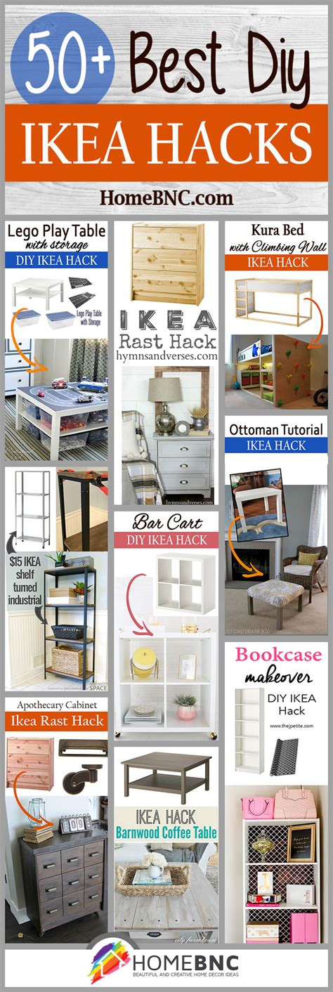 ikea hacks 2017 50 best ikea hack ideas and designs for 2018