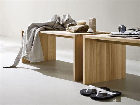 banc pour salle de bain 5526 fonte banc collection fonte by rexa design