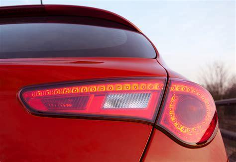 Alfa Romeo Giulietta Lights Alfa Romeo Giulietta With Tct Transmission