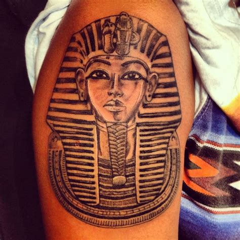 black and grey egyptian tattoo 50 awesome egyptian tattoos