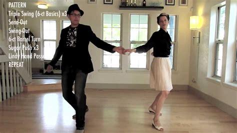 triple swing dance learn to swing dance lindy hop level 3 lesson 4 triple