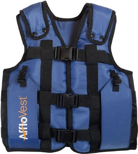 therapy vest afflovest chest percussion therapy vest percussion vest
