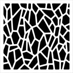 giraffe pattern wall stencil sting printing dyeing etc on pinterest freezer