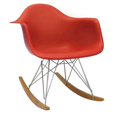retro rocker chair eames rocking chair rar rocker armchair retro modern