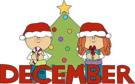 google images december month of december christmas clip art months of the year