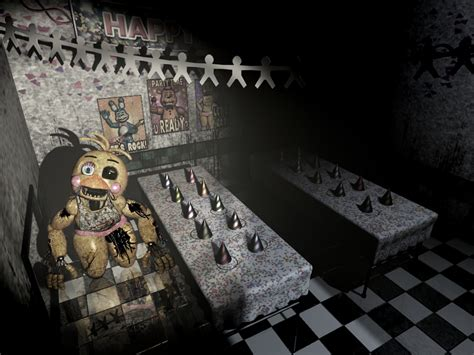 Old World Kitchen Ideas by Five Nights At Freddy S 2 Toy Chica Images 02 By