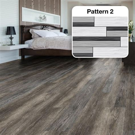 lifeproof vinyl plank flooring lifeproof grey oak multi width x 47 6 in luxury vinyl plank flooring 19 53 sq ft