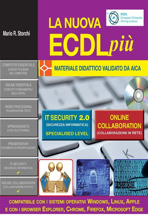 test ecdl collaboration preparati all esame