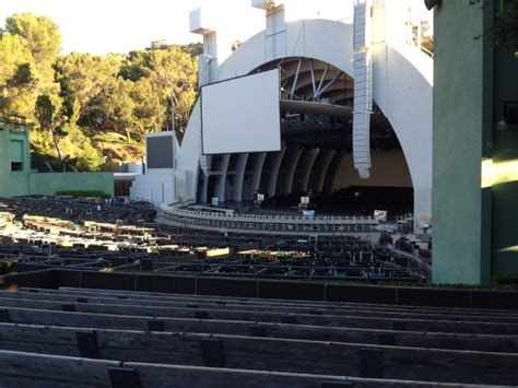 hollywood bowl section d d 10 32