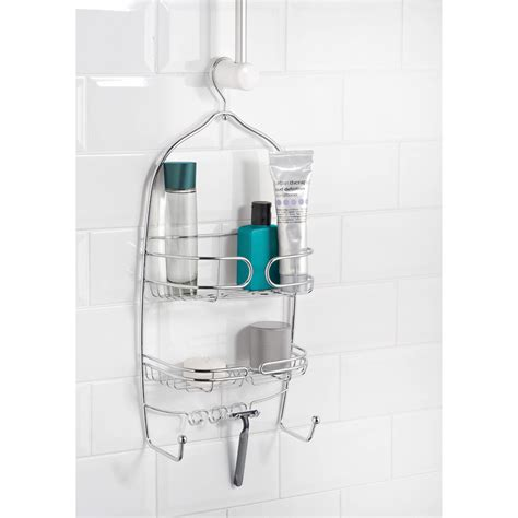 b m gt multipurpose shower caddy with hook 295652