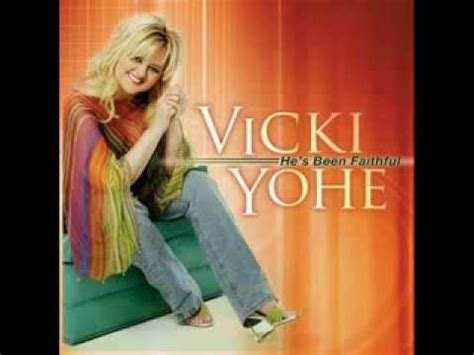because of who you are vicki yohe vicki yohe deliverance is available