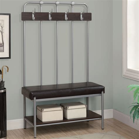entryway coat rack with bench seat bench entryway coat rack stabbedinback foyer