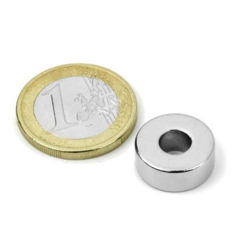 Magnet 15 Mm neodym ringmagnet 15mm cacher shop