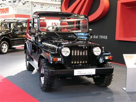 mahindra jeep india model mahindra thar jeep price review features specifications