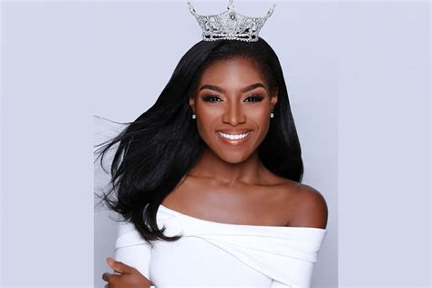 nia imani franklin about alumna to compete for miss america crown on sunday uncsa