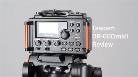 Tascam Dr 70d Professional Field Recorder tascam dr 60dmkii field recorder review lensvid comlensvid