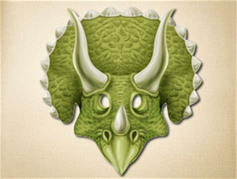 velociraptor printable mask best photos of dinosaur face mask template dinosaur mask
