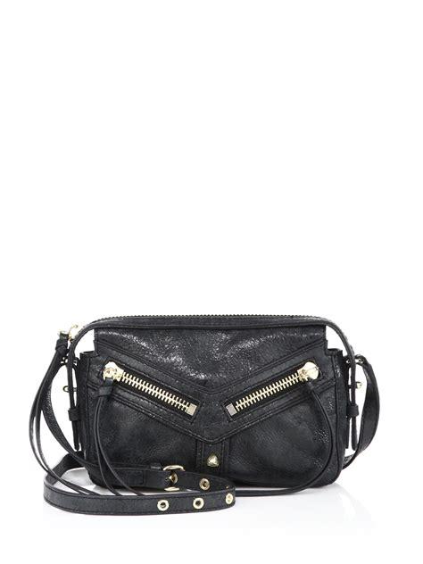 Botkier Trigger Bag by Botkier Trigger Leather East West Crossbody Bag In Black