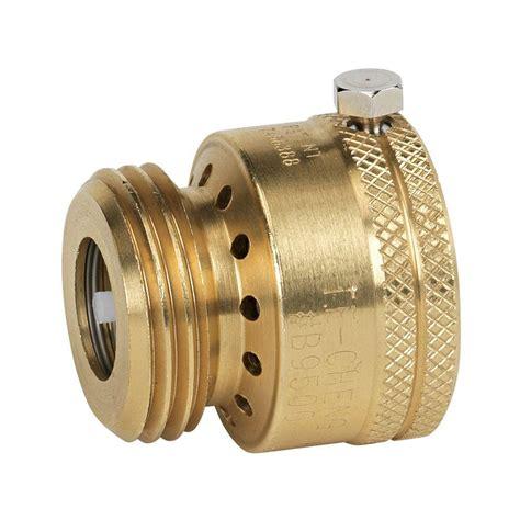 Garden Hose Vacuum Breaker Hose Bibb Also Known As Spigot Sill Faucet Tap