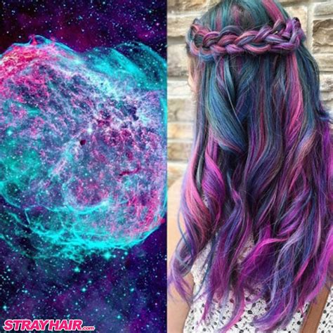 amazing borealis hair color strayhair