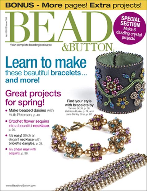 The Beaded Path New Bracelet From Bead And Button
