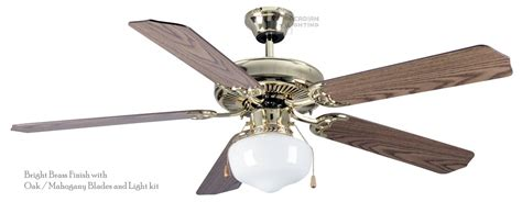 transitional style ceiling fans craftmade elc52 sheffield 52 quot transitional ceiling fan