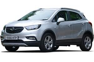 Vauxhall Mocca Vauxhall Mokka X Suv Interior Dashboard Satnav Carbuyer