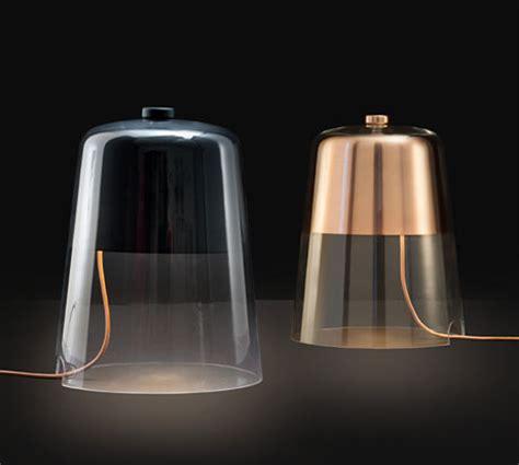 illuminazione di design lada tavolo vetro arredare con stile