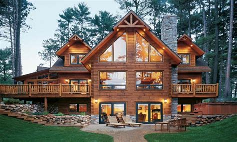 cabin style houses log cabin style mobile homes log cabin style home cabin house mexzhouse