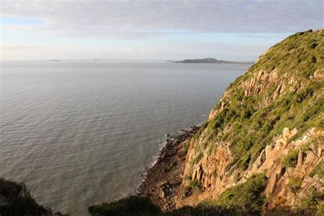 about a a bluff point view from ritamata outlook picture of bluff point