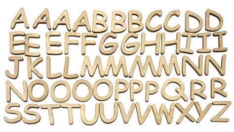 lettere alfabeto legno sagome alfabeto in legno 56 pz steria steria