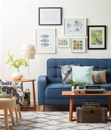 decoraciones de cuadros 7 ideas para decorar los muros de tu living