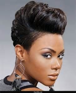 Black short hairstyles for african american women hairstyle for jpg