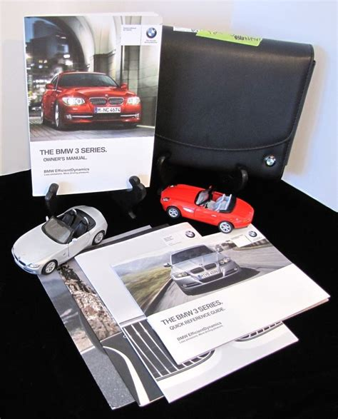 book repair manual 2011 bmw 1 series electronic valve timing 2012 bmw 3 series 328i with nav coupe convertible 335i m3 owners manual set b43 ebay