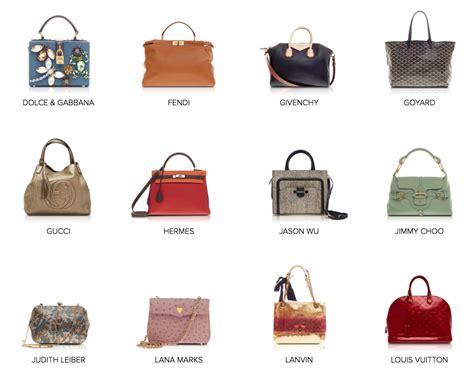 luxury handbag brands style guru fashion glitz