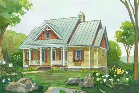 small farmhouse house plans boulder summitplan 1575 18 small house plans southern living