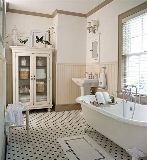Country Living Bathroom Ideas | farmhouse style bathroom ideas town country living