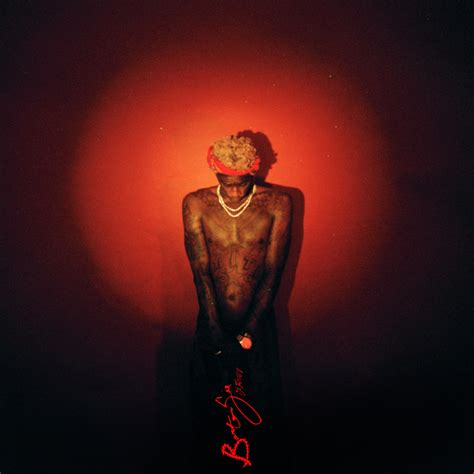 young thug barter 6 tracklist album cover genius