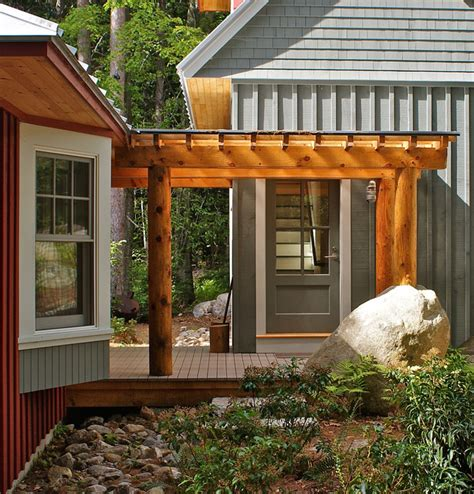 Home Plans With Mother In Law Suite covered entry porch traditional entry boston by