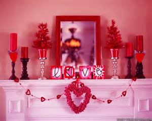Valentines Home Decor Romantic Valentine S Day Home Decoration Ideas