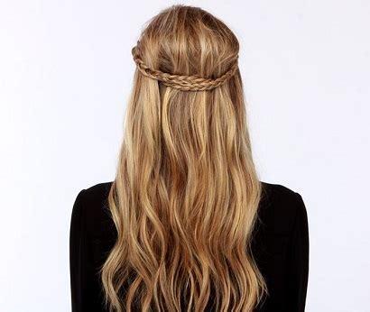 macam macam kepang rambut tutorial rambut wanita kepang bando modern