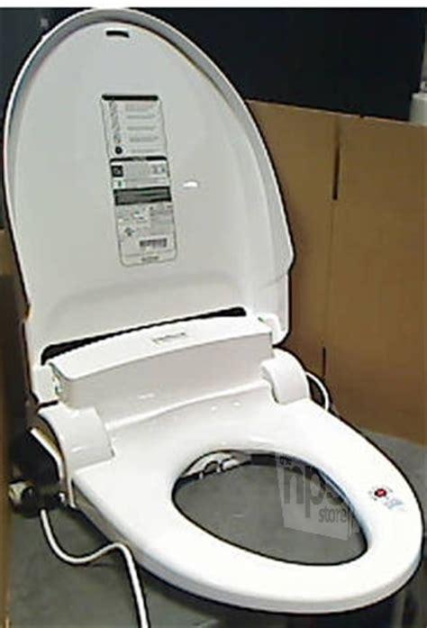 Intelliseat Bidet intelliseat isb 200 bidet electronic toilet seat 120vac 660 watt white