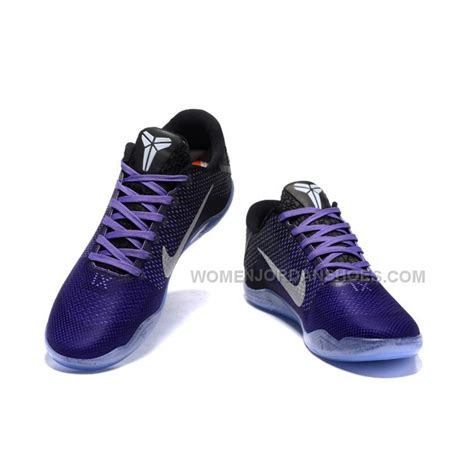 nike purple basketball shoes nike 11 purple black basketball shoes price 103